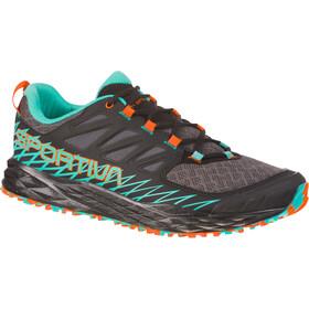 La Sportiva Lycan Running Shoes Women Black/Aqua